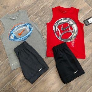 Nike Matching Sets - 🎄🎁Nike short bundle